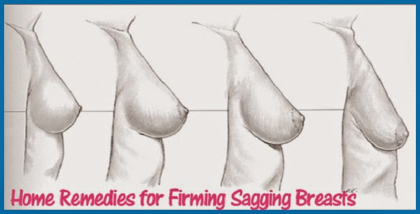Sagging breasts photos