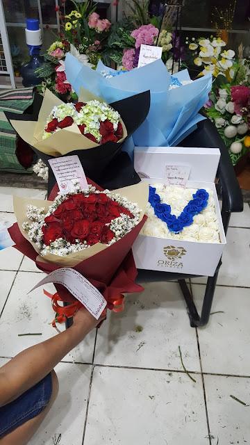 jual flower box surabaya, toko bunga surabaya kayoon, toko bunga bouquet surabaya