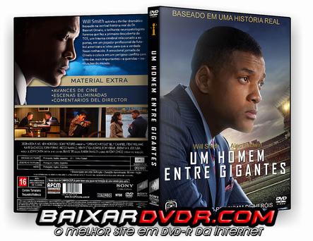 UM HOMEM ENTRE GIGANTES (2016) DUAL AUDIO DVD-R OFICIAL