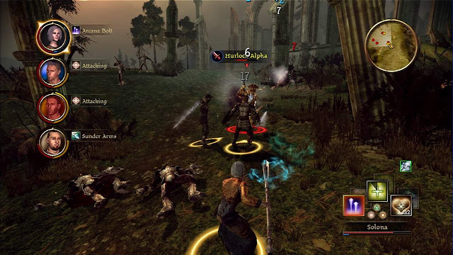 Dragon Age Origin PC Download Free Full Version Gameplay 1