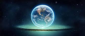 Terra um pequeno ponto azul