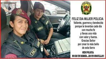 Civil De Guardia Feliz Dia Mujer Policia Feliz día de la mujer: civil de guardia blogger