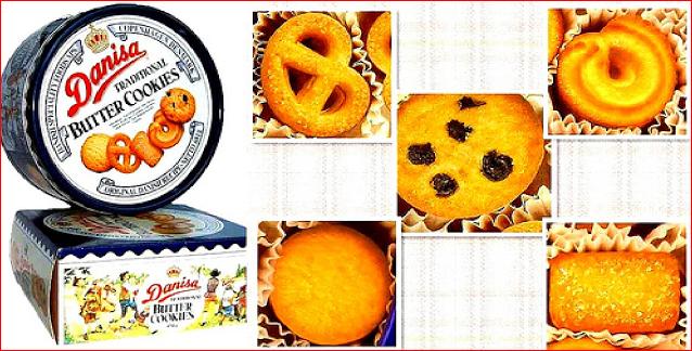 Bánh Danisa có mấy loại - loại nào đang bán tốt nhất