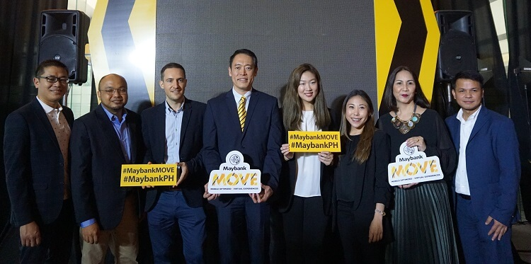 Maybank Philippines Intros Maybank MOVE to Elevate Digital Banking in PH