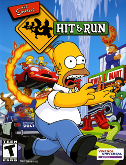 Free Download The Simpsons: Hit & Run - RIP - Free Download full