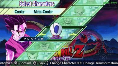 Dragon Ball Z Shin Budokai 2 Mod