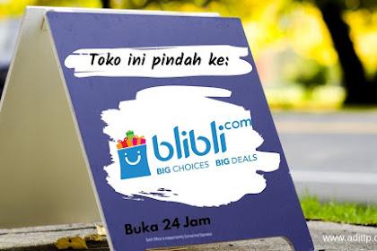 Dapatkan Lebih Banyak Pesanan, Jual Online di Blibli.com
