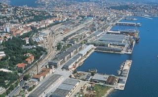 Riflettori su Tieste, il porto vecchio e il punto franco