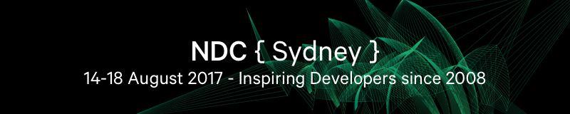 NDC Sydney banner