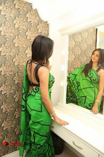 Actress Sanjjanaa Pictures at Naturals Salon Launch at Kavuri Hills  0074