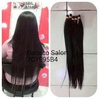 Hair Extension Daniico Salon