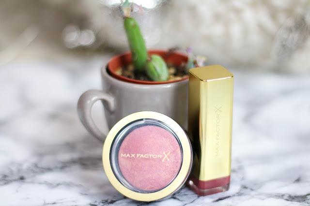 Blush seductive Pink et rouge à lèvre Rosewood