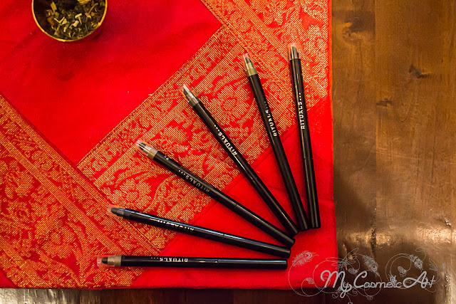 El maquillaje de Rituals: The Ritual of Cleopatra.