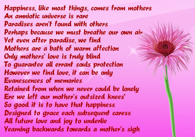 Happy Mother's Day 2017 Card Sayings & Message Ideas - What To Write On Mother's Day Greeting Cards