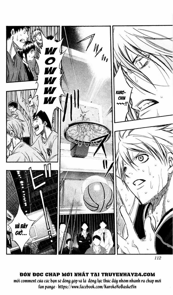 Kuroko No Basket chap 150 trang 6
