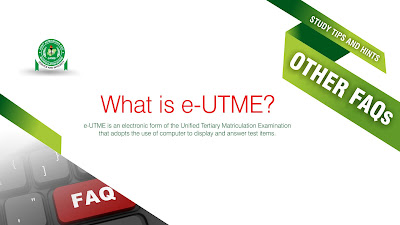 What is e-UTME?