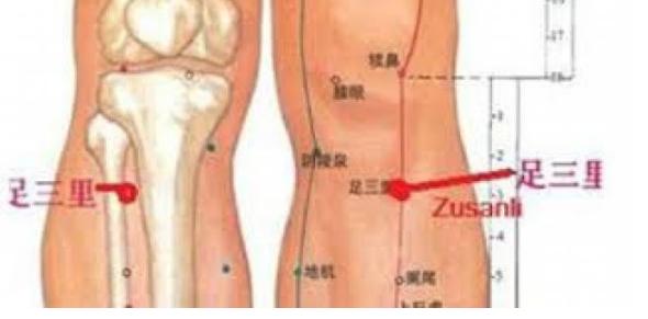 دلكوا هذه النقطة في جسمكم واكتشفوا هذه المعجزة !  نقطة المائه التي تطيل العمر وتشفي أكثر من 100 مرض