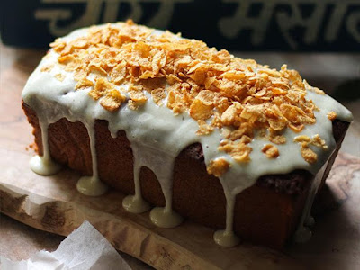 Honey Chai Cake