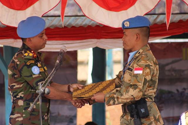penerimaan-penghargaan-RD-Kongo-dan-pimpinan-militer misi-perdamaian PBBKONGA XX-M