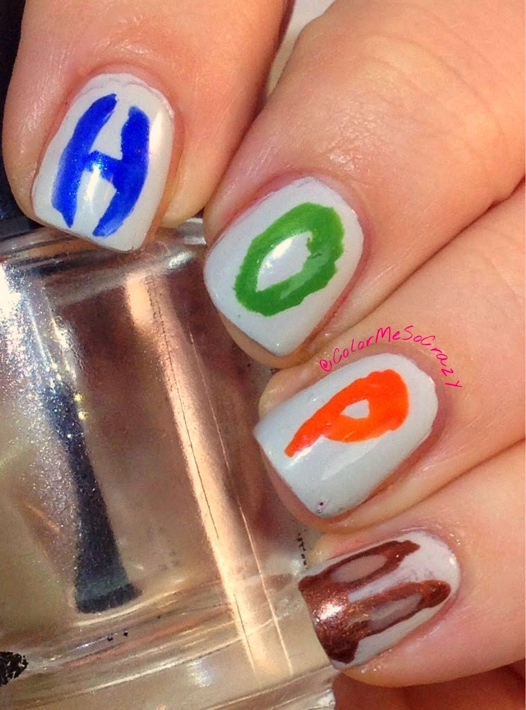 Hop Movie Nails