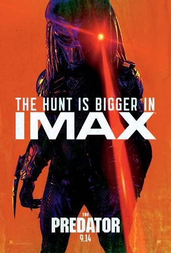O Predador Poster Imax