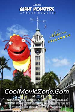 Giant Monsters Attack Hawaii! (2011)