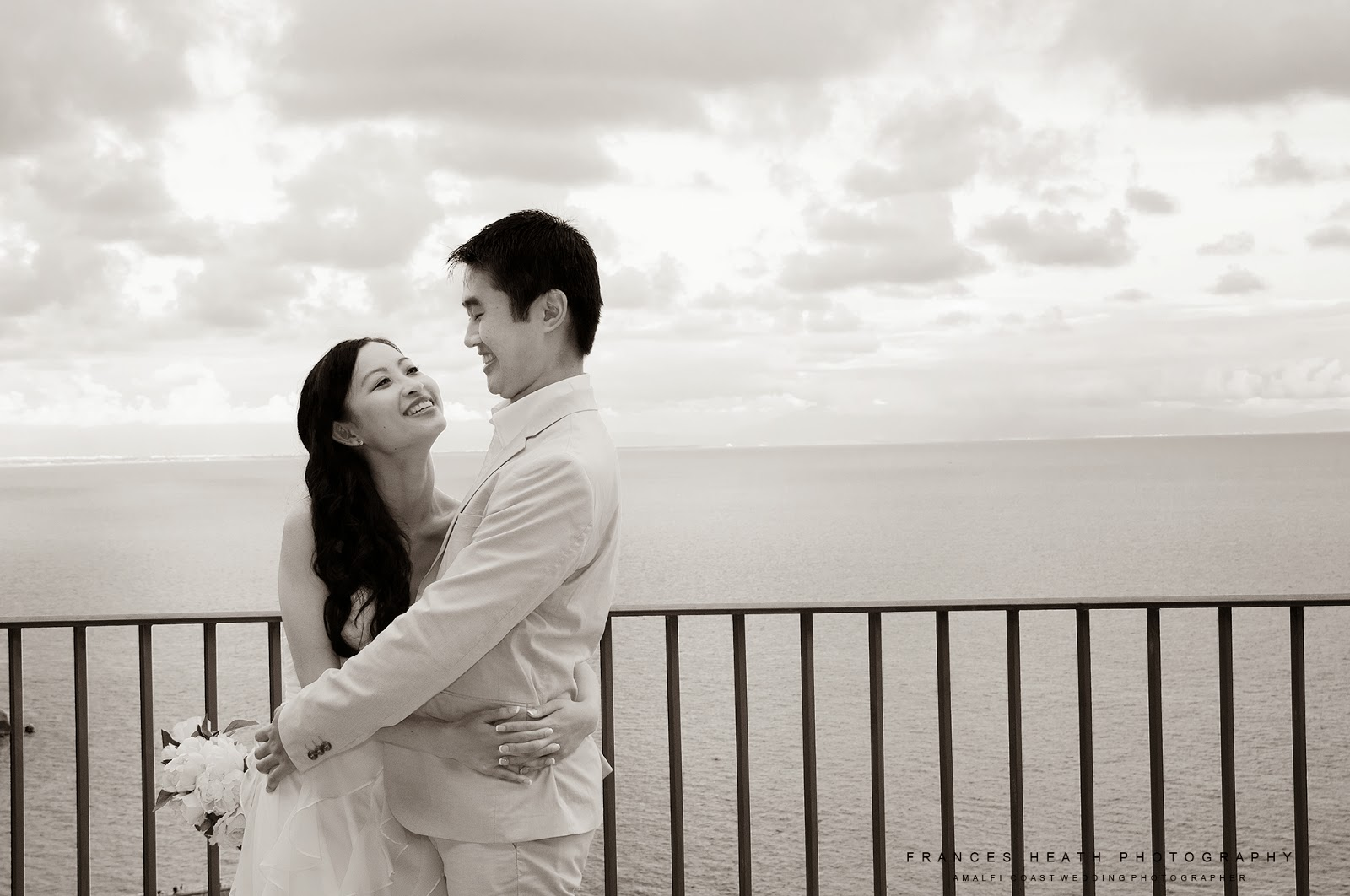 Elopement wedding in Amalfi