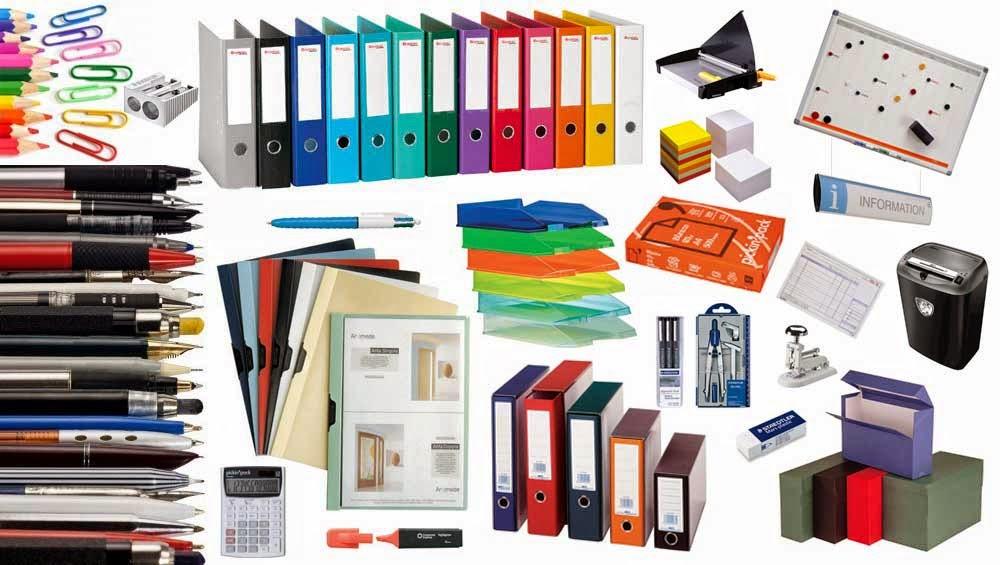 Megaoffice megatips para tener una papeler a o librer a for Productos de oficina