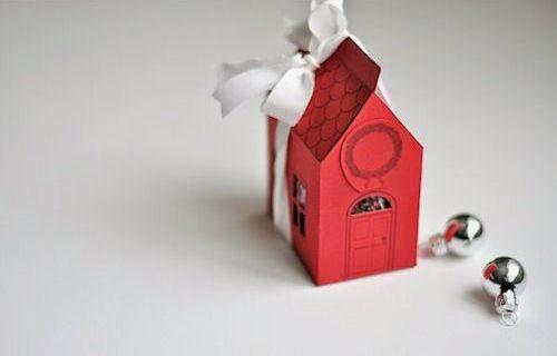 Cara Membuat Kerajinan Tangan Dari Kardus | Kotak Hadiah 7