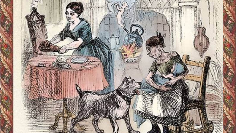 """Czym jest dla nas Boże Narodzenie? """"Opowieści wigilijne"""" Charlesa Dickensa, tom 3"""