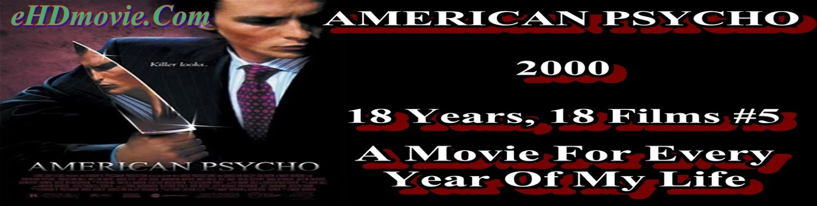 American Psycho 2000 Full Movie English 720p - 480p ORG BRRip 400MB - 800MB ESubs Free Download