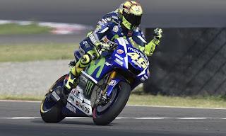 Cedera Rossi Tidak Serius, Yamaha Beri Sinyal Rossi Tampil di MotoGP Italia