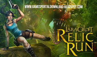 Lara Croft Download: Relic Run Mod + Apk + Obb Full Game (82.6mb) For Android