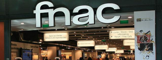 Lojas FNAC em Barcelona