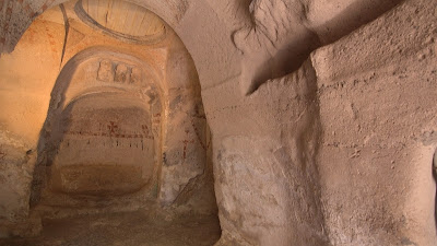 Αποτέλεσμα εικόνας για Φωτεινά Μονοπάτια, | «Καππαδοκία Η αρχαία κοιτίδα του Χριστιανισμού»