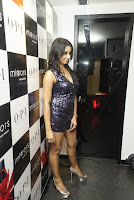 Sanjjanaa in a deep neck short dress spicy Pics 13 7 2017 ~  Exclusive Celebrities Galleries 001.JPG