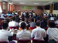 102 Kaligrafer Siap Berlaga di Tingkat Provinsi
