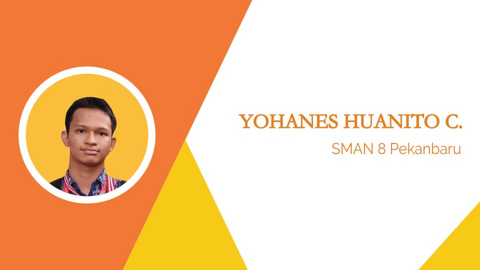 Yohanes Huanito Chandra