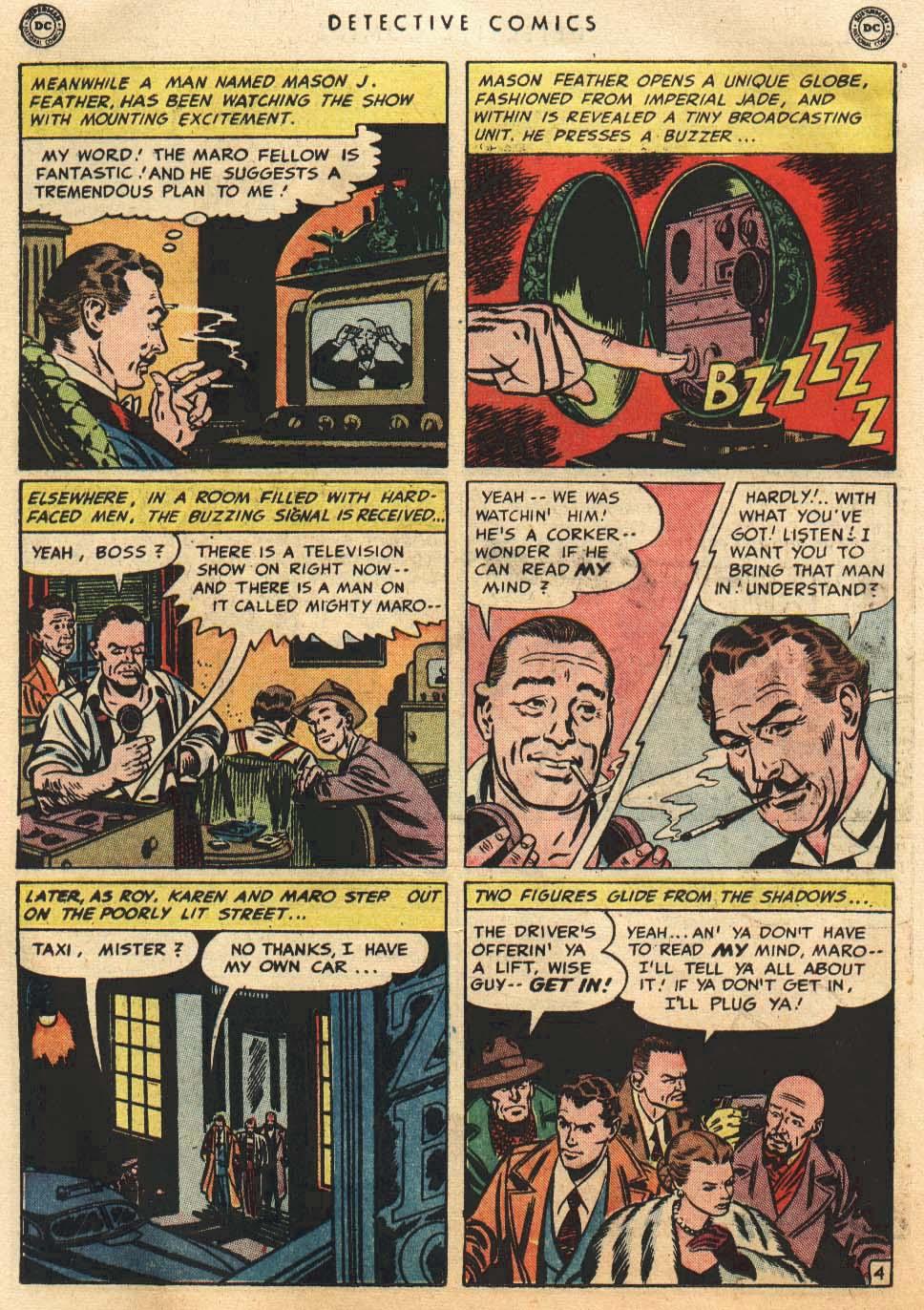 Detective Comics (1937) 155 Page 18