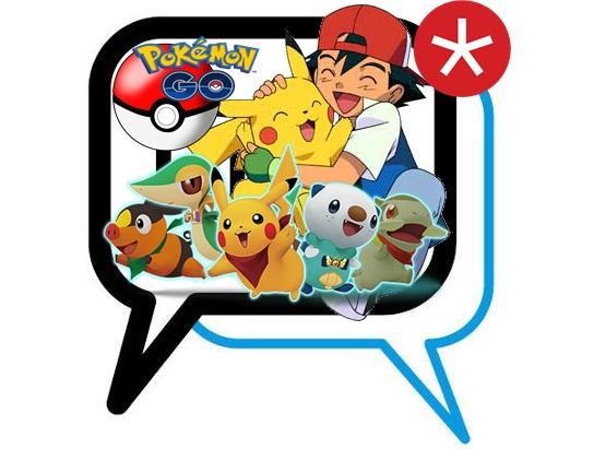 BBM MOD Tema Pokemon GO And Friends Base 3.0.0.18 Apk Terbaru Gratis