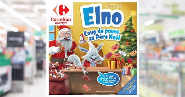 Catalogue Jouet Carrefour Market Noël 2018