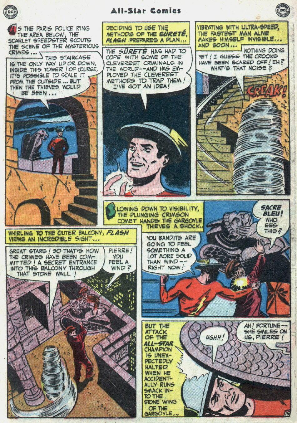 Read online All-Star Comics comic -  Issue #57 - 19