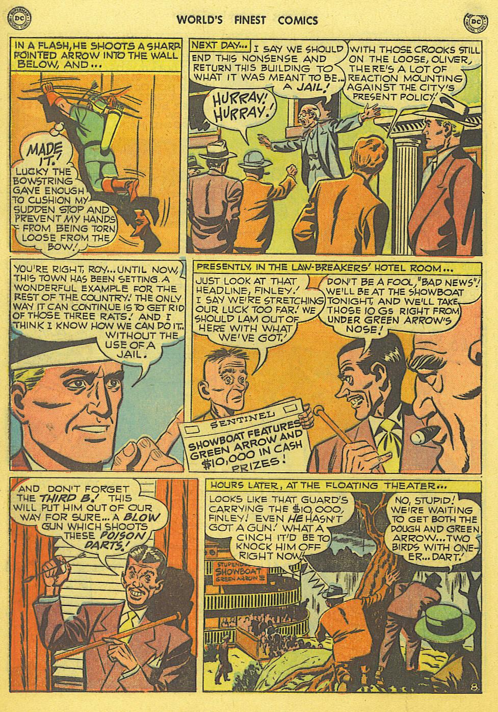 Read online World's Finest Comics comic -  Issue #49 - 25