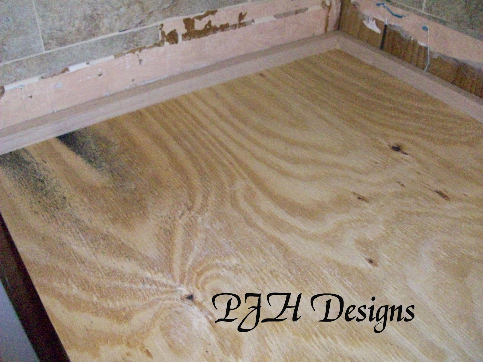 Plywood Countertop Finish Remodelaholic | Easy Butcher Block Countertop Tutorial