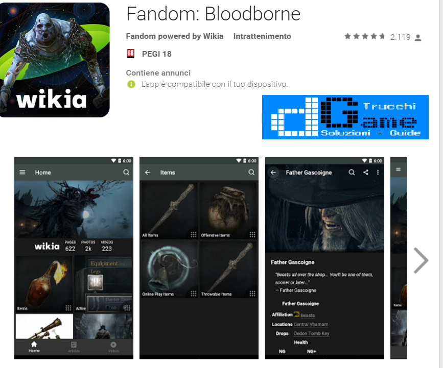 Soluzioni Bloodborne di tutti i livelli | Walkthrough guide
