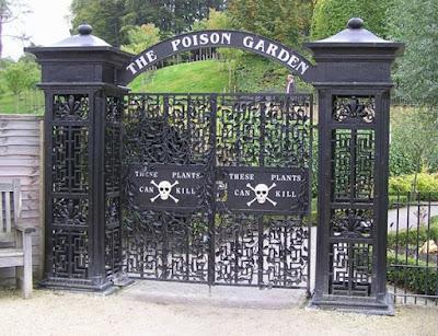 Taman Beracun Di England