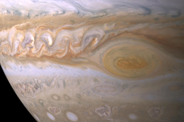 Jupiter's Great Red Spot has been continuously observed since 1830.