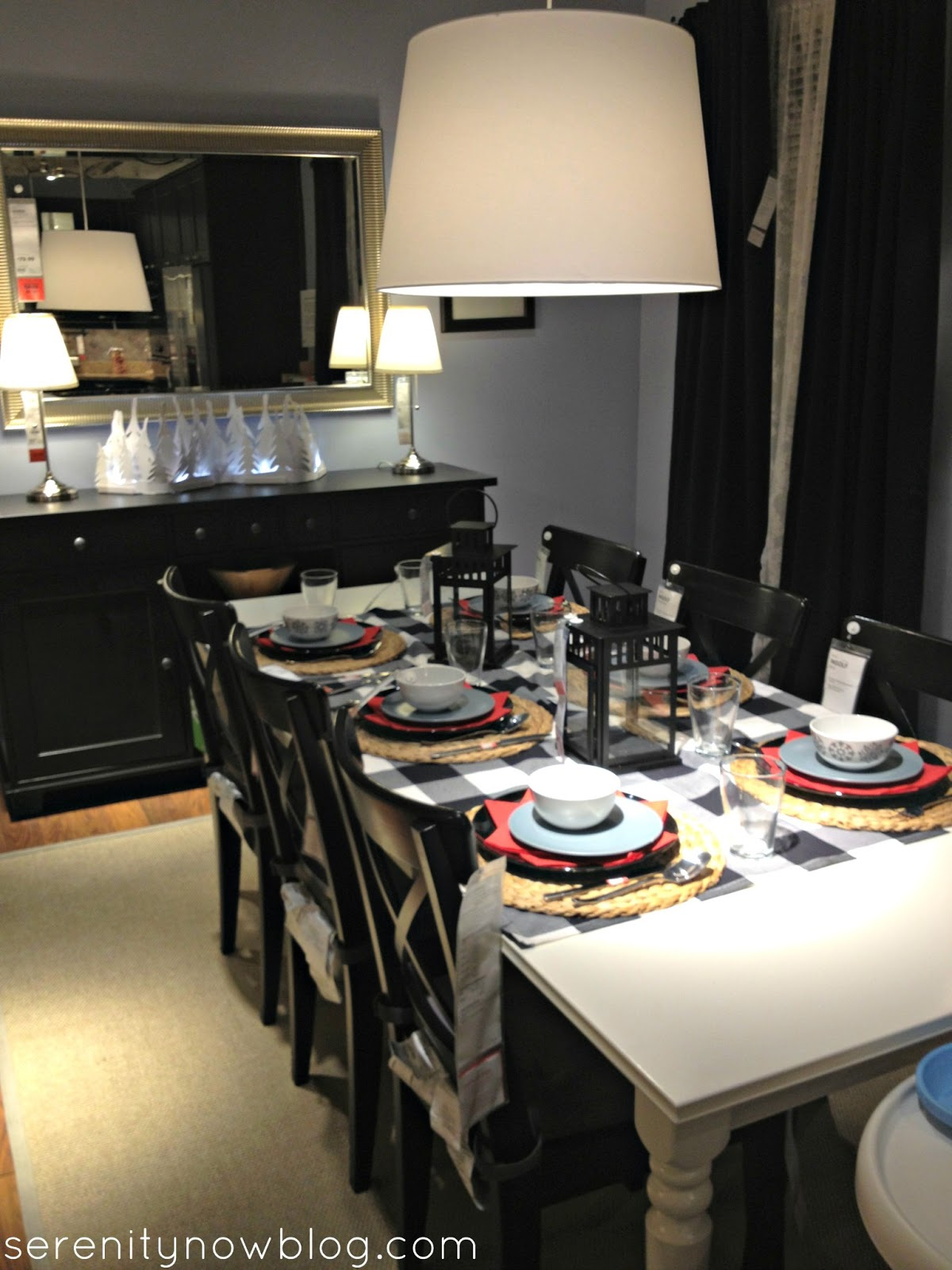 Rooms: Serenity Now: IKEA Shopping Trip And Home Decor