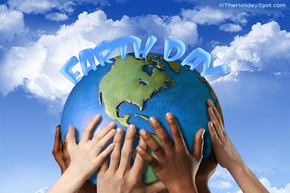 Peringatan Hari Bumi