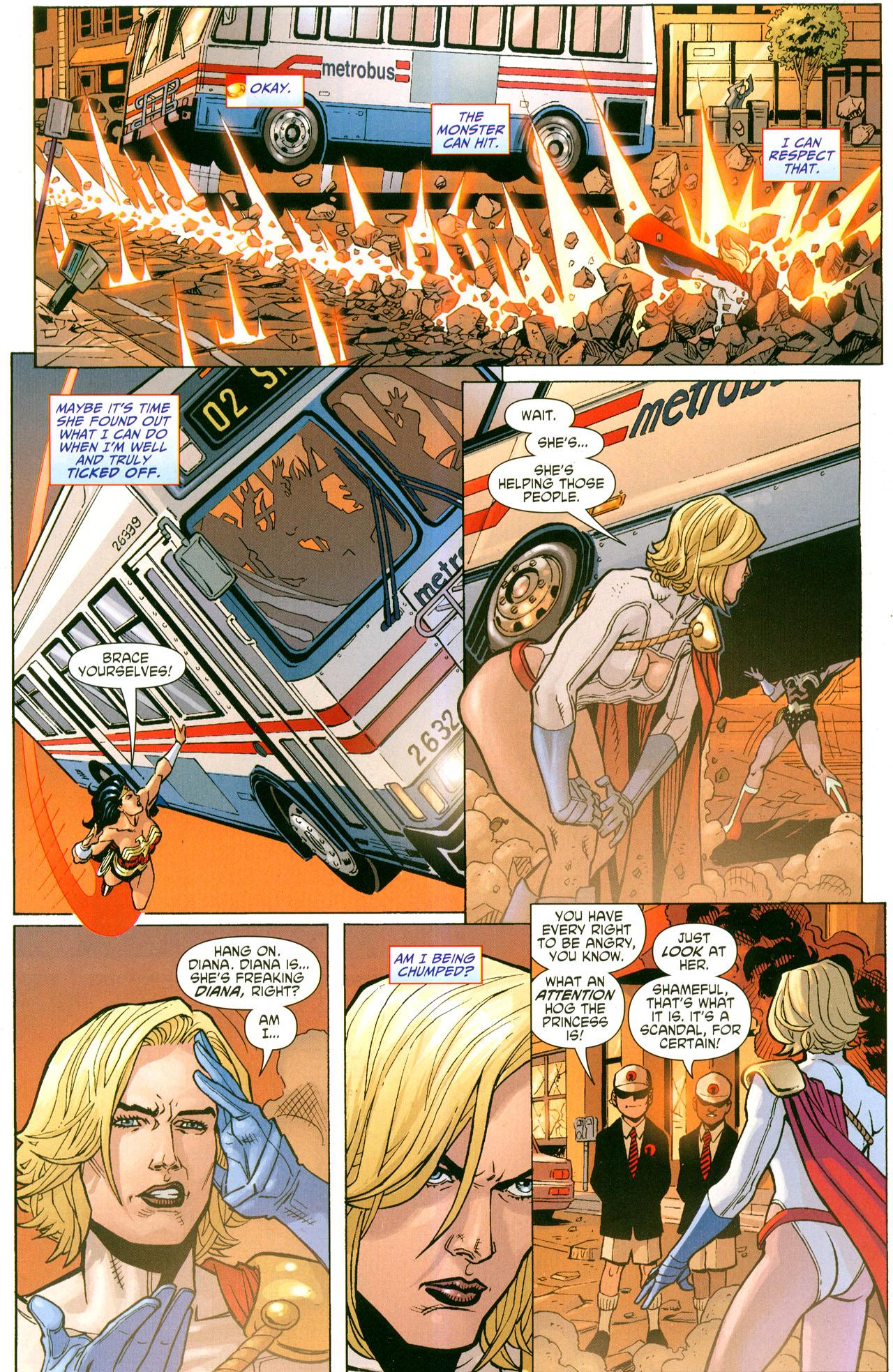 Read online Wonder Woman (2006) comic -  Issue #41 - 10